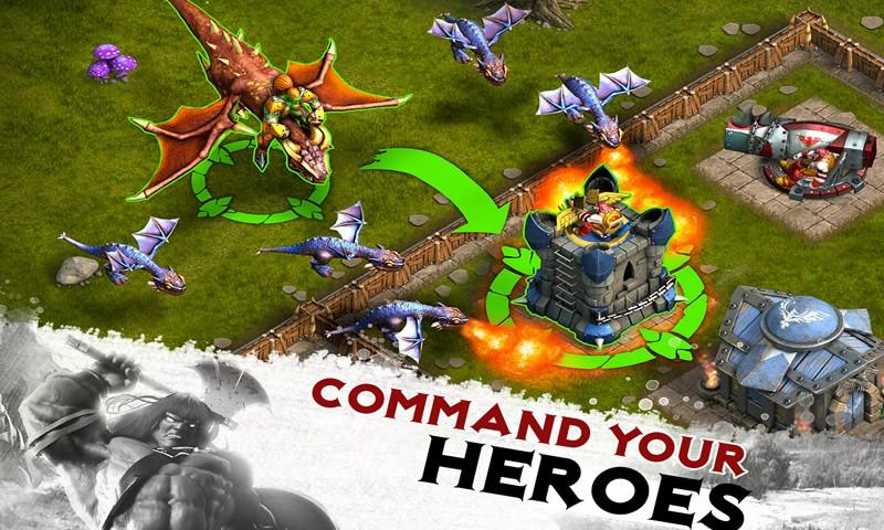 how to play hero of war