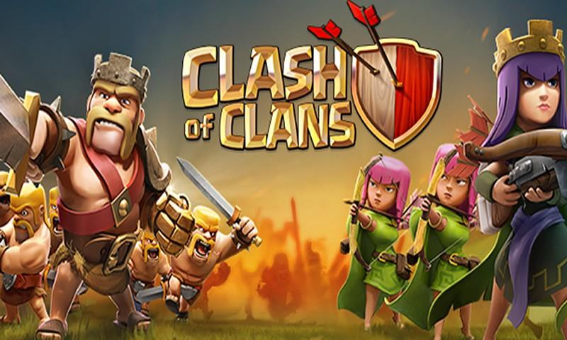 Top 5 CoC or Clash o