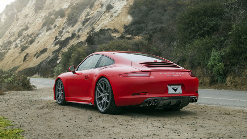 Porsche 911 Carrera S 2015 Review Faster Cleaner And