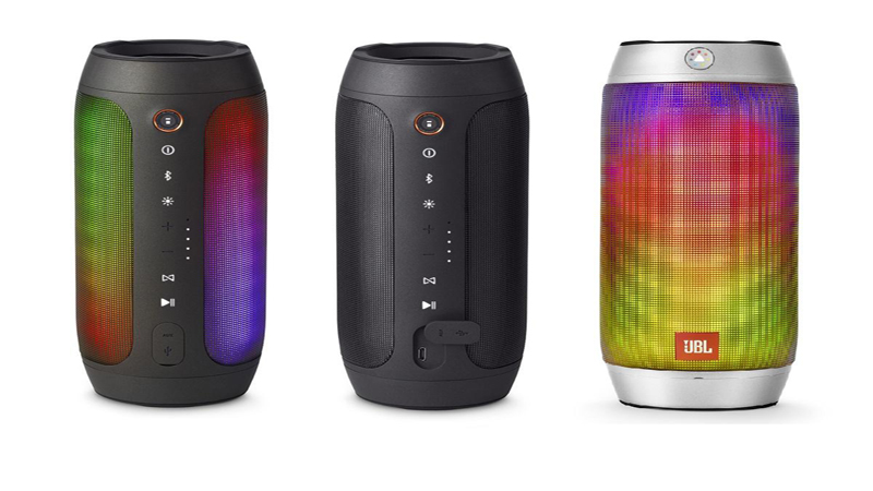 jbl pulse 2 review a light show in a portable bluetooth. Black Bedroom Furniture Sets. Home Design Ideas