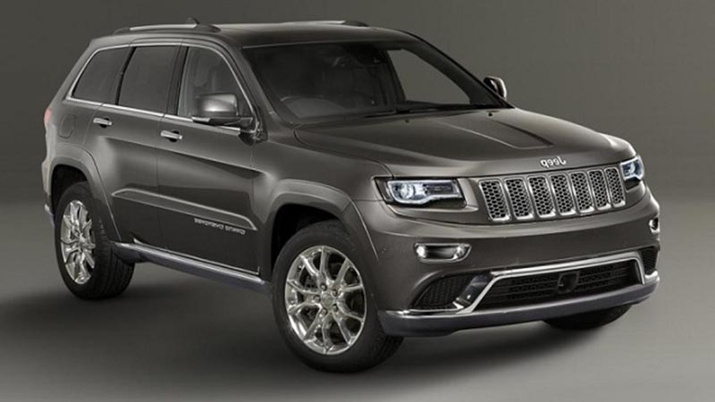 2017 jeep grand cherokee trailhawk and summit variants revealed tech pep. Black Bedroom Furniture Sets. Home Design Ideas