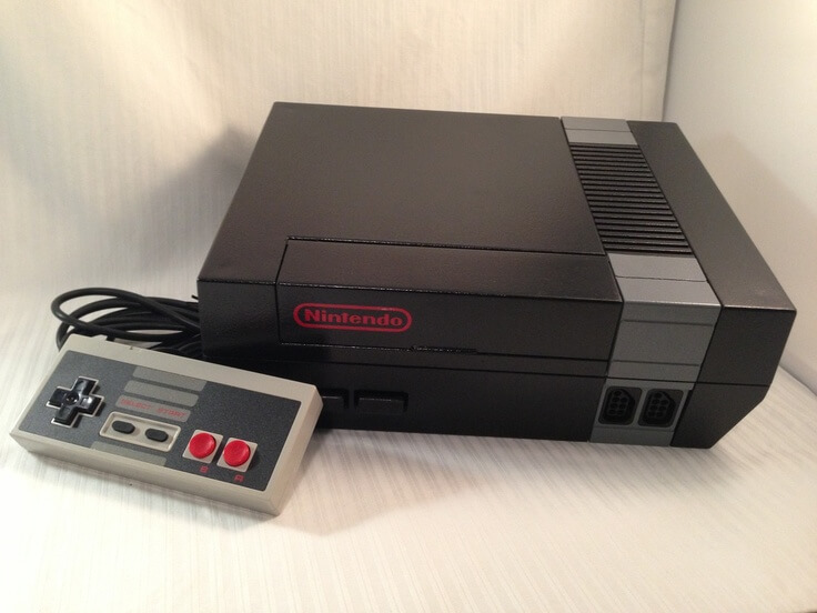 the new nintendo nes is the cutest thing you ll ever see. Black Bedroom Furniture Sets. Home Design Ideas