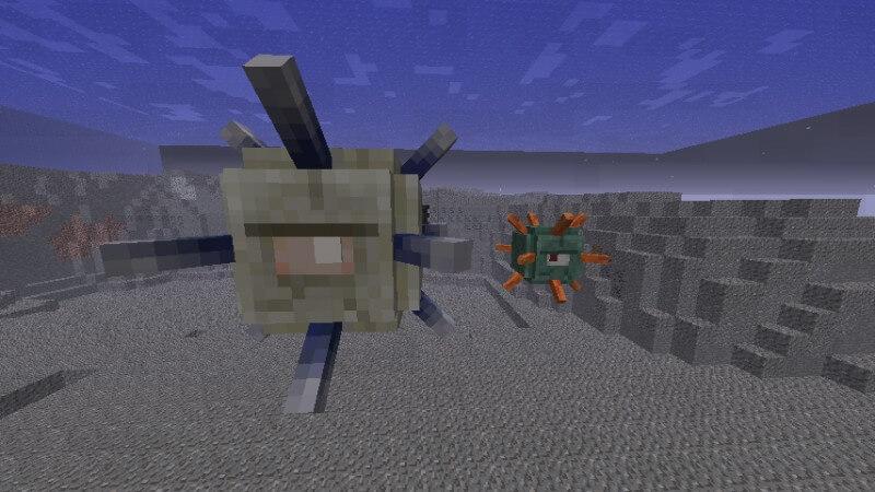 Minecraft Ocean Craft Pocket Edition