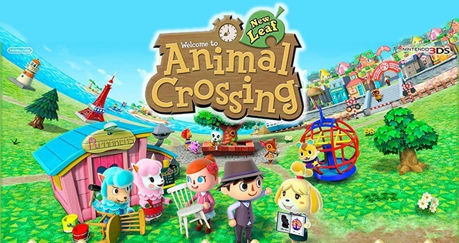 4 of the very best nintendo 3ds games tech pep - Animal crossing new leaf consoles ...