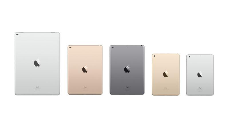 The ipad pro 2 what we know so far for Table th size