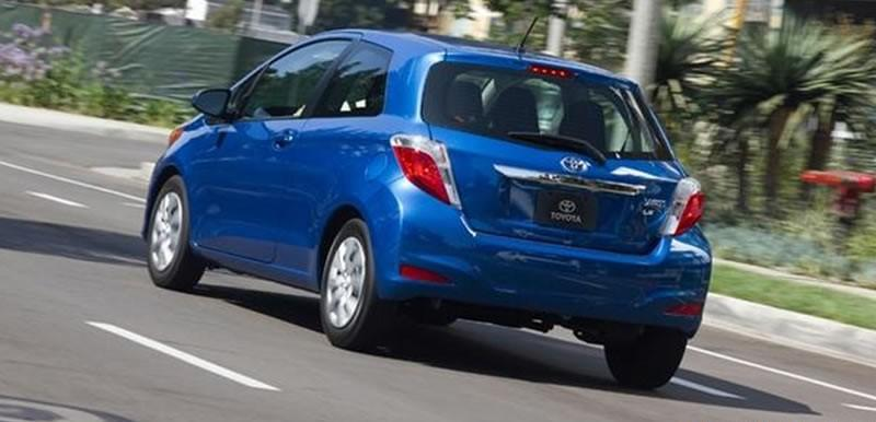 2014 Toyota Yaris L 3-Door Not likely the Great but would be the Cute Car