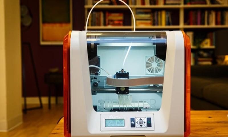 3D Printers available now in the market.