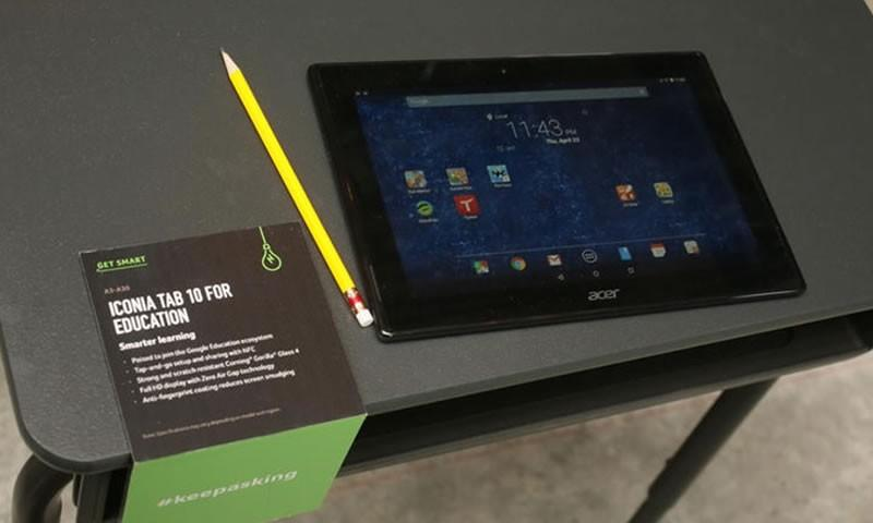 A Budget Tablets from Acer Specially for Students.