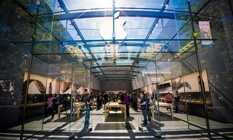 A strong quarter for Apple. What triggers it?