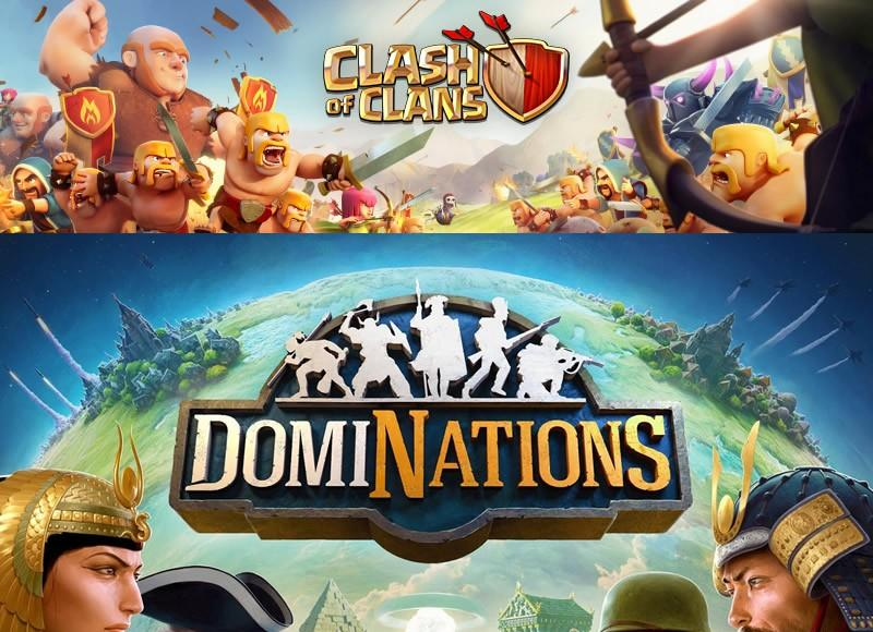 Dominations is Better than Clash of Clans