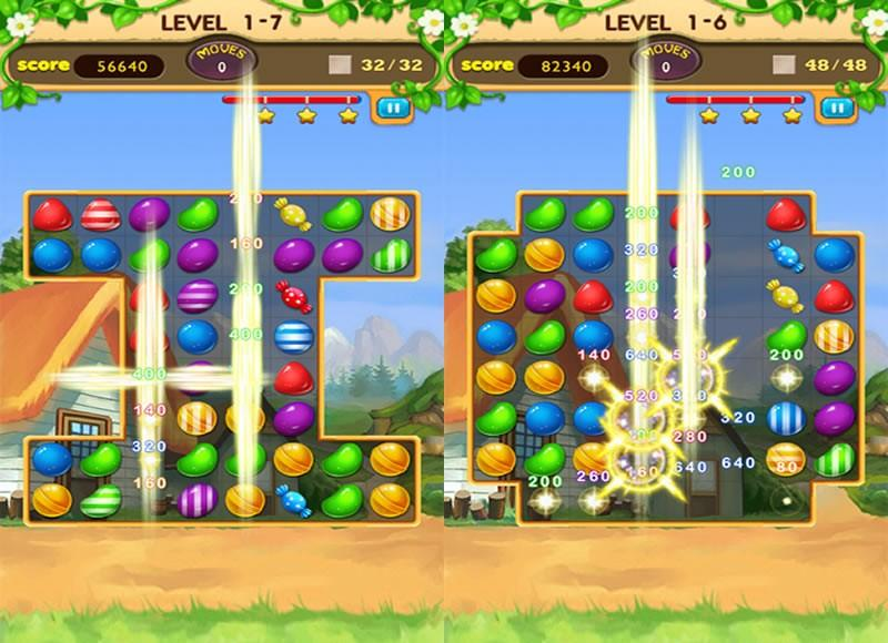 How To Play Candy Sugar Splash on Laptop Computer or Windows Tablet