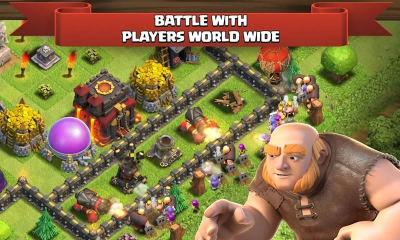 How To Play Clash of Clans on Laptop Computer or Windows Tablet