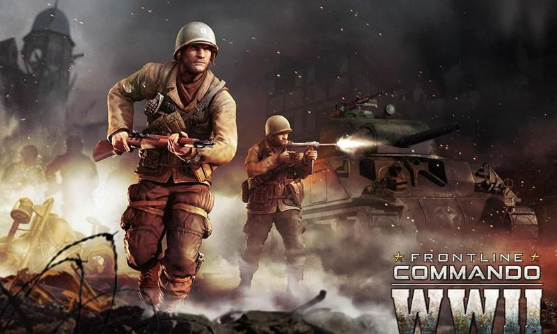 How To Play FRONTLINE COMMANDO: WW2 on Laptop Computer or Windows Tablet