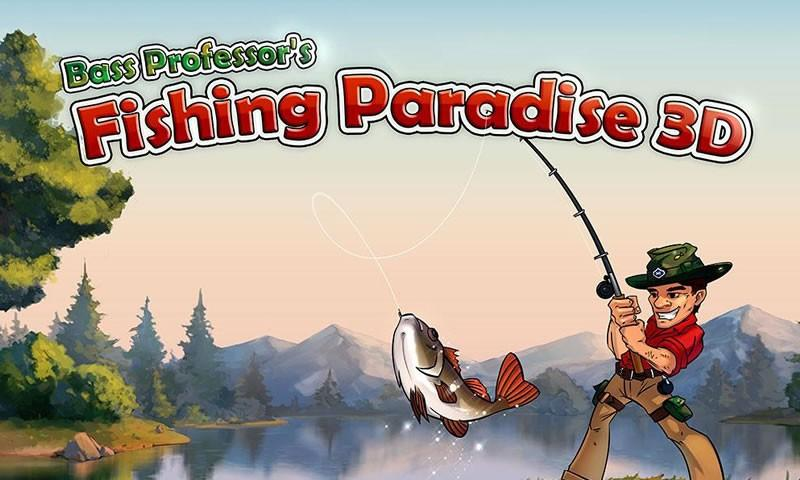 How To Play Fishing Paradise 3D Free on Laptop Computer or Windows Tablet