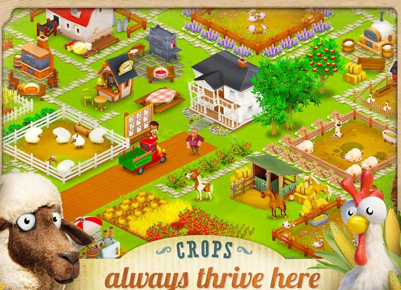 How To Play Hay Day on Laptop Computer or Windows Tablet