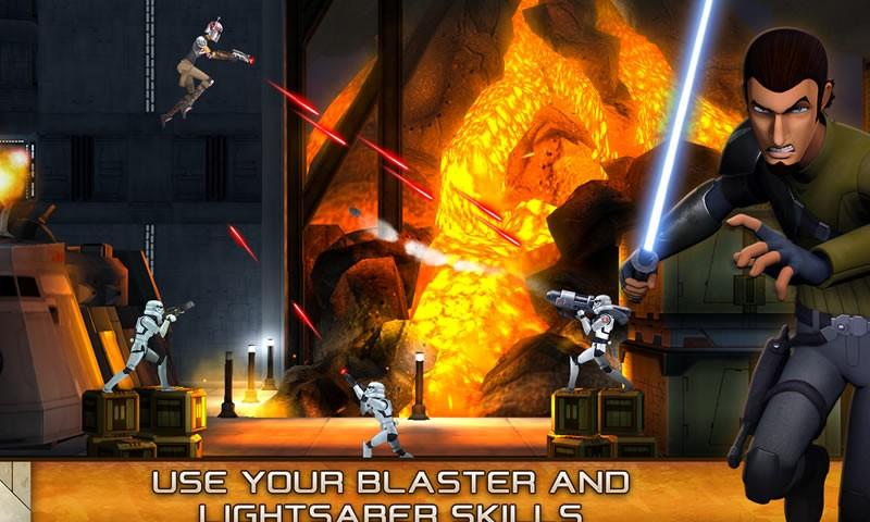 How To Play Star Wars Rebels: Missions on Laptop Computer or Windows Tablet