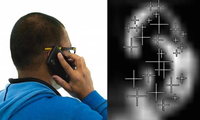 How can ear print unlock your phone?