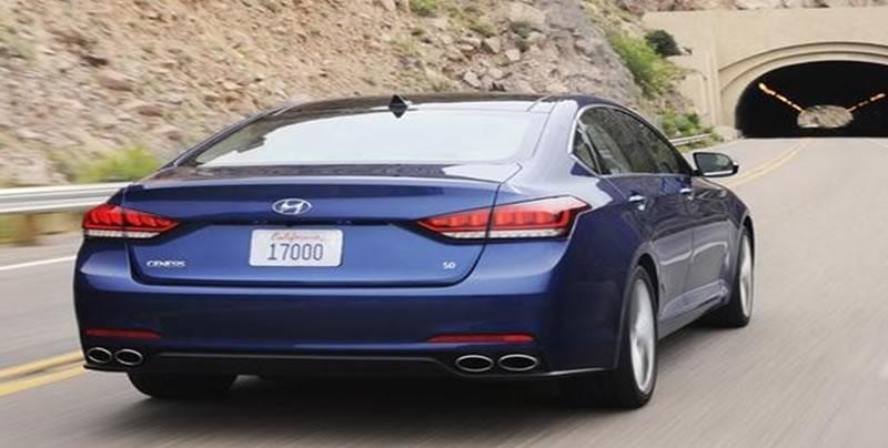 Hyundai Genesis 2015 Luxury for Less