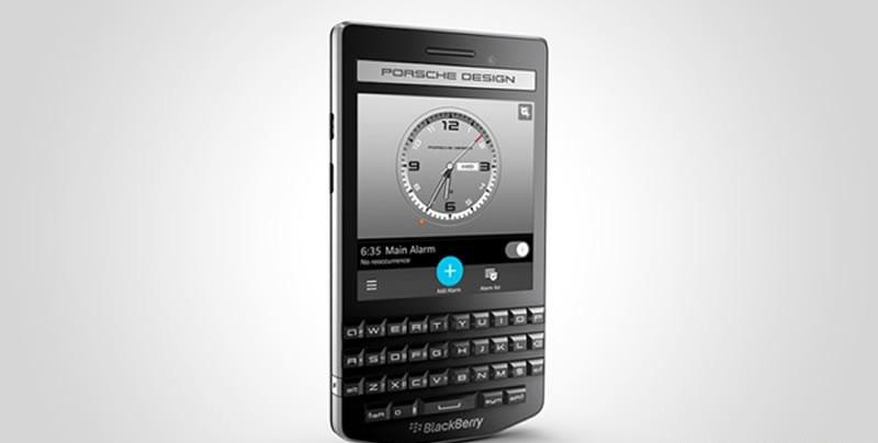 Look at the new $2,000 BlackBerry Smartphone designed by Porsche