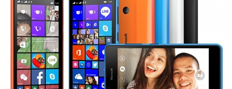 Lumia 540: A Windows Budget Phone by Microsoft that is packed with dual Sim slots.