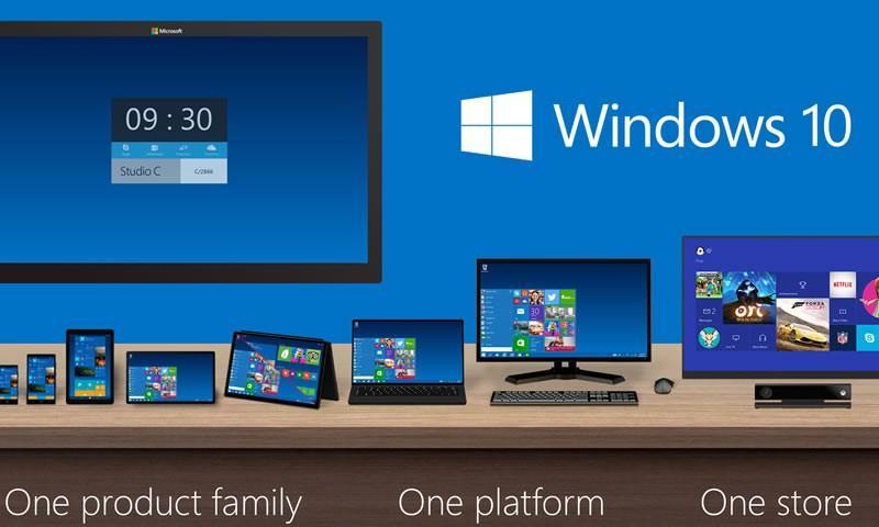 Microsoft now released Windows 10 build 10061