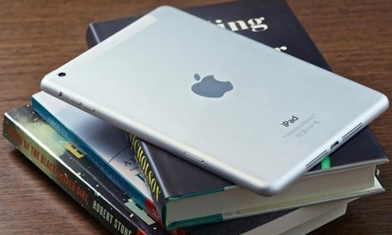 People Stopped buying iPads?