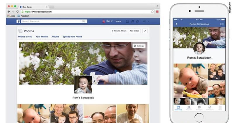 Scrapbook is the Newest Facebook Feature