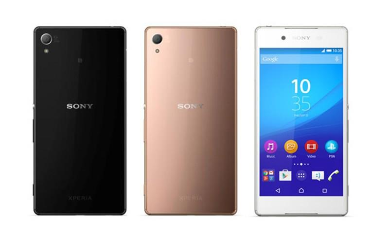 See the latest Sony's smartphone flagship.