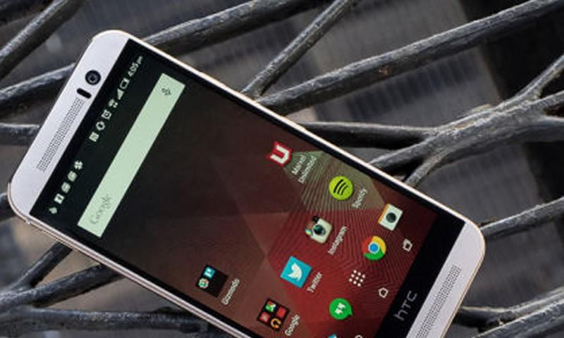 The HTC One M9 rated as a good smartphone but not better.