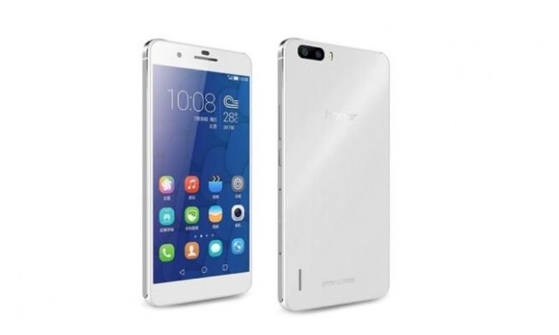 The Honor 6 Plus of Huawei: A power phone with terrific camera.
