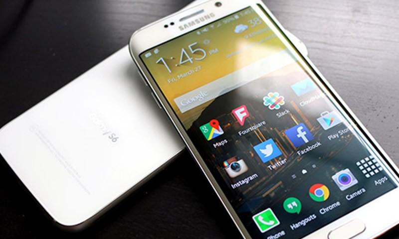 There might be a shortage of supply for Samsung Galaxy S6 Edge