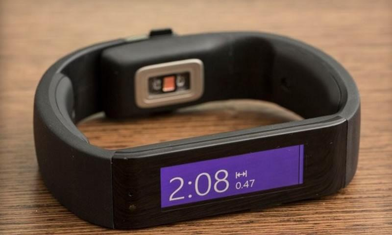 What's the Microsoft Band update all about?