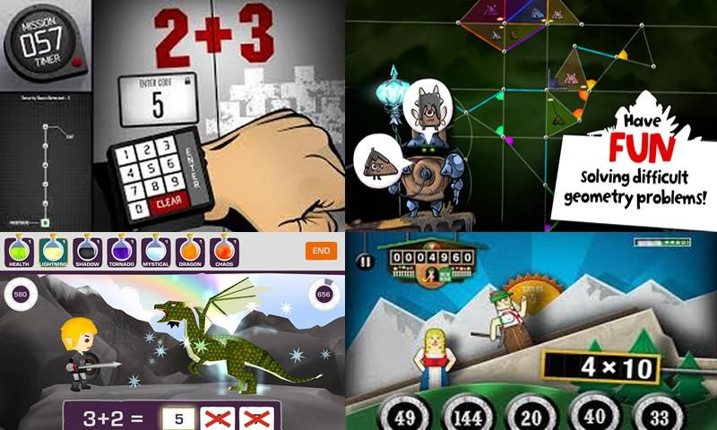 7 Best Math Games For Kids on Apple and iPad