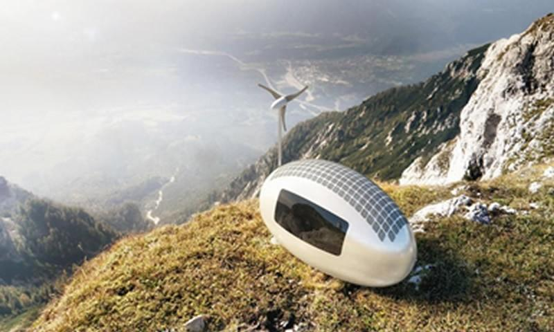 A Tiny Portable Home For You That Will Let You Live Anywhere You Like On Earth