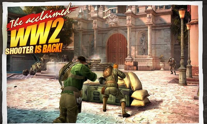 How To Play Brothers in Arms 3 on Laptop Computer or Windows Tablet