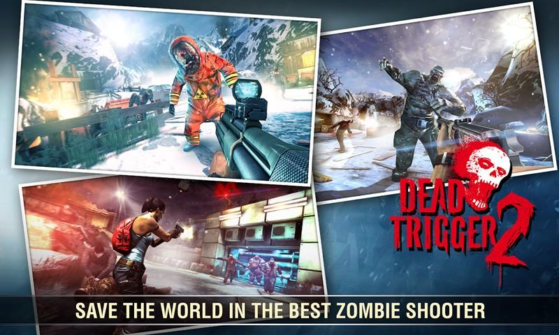 How To Play DEAD TRIGGER 2 on Laptop Computer or Windows Tablet