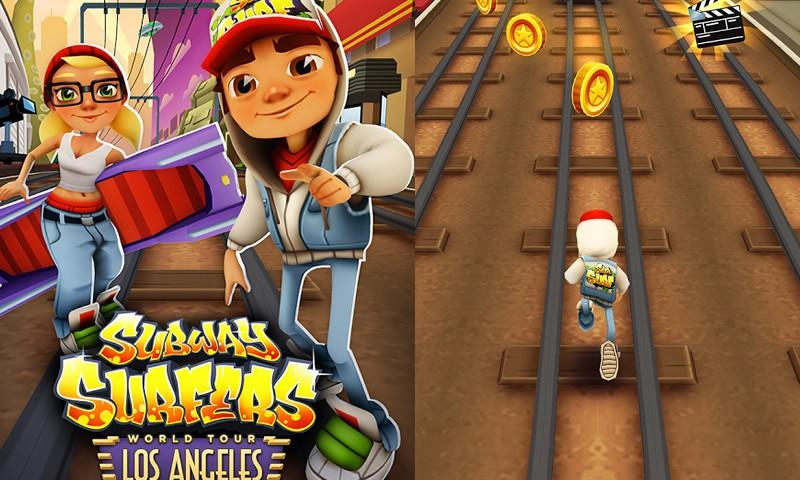 How To Play Subway Surfers on Laptop Computer or Windows Tablet