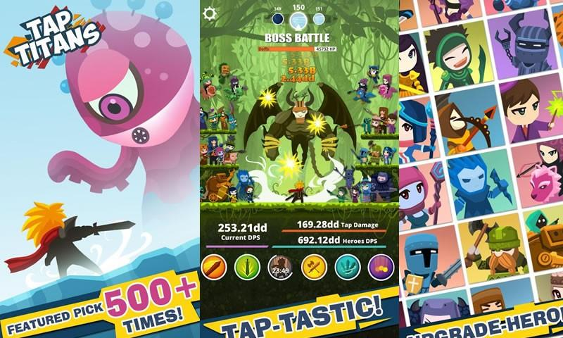 How To Play Tap Titans on Laptop Computer or Windows Tablet