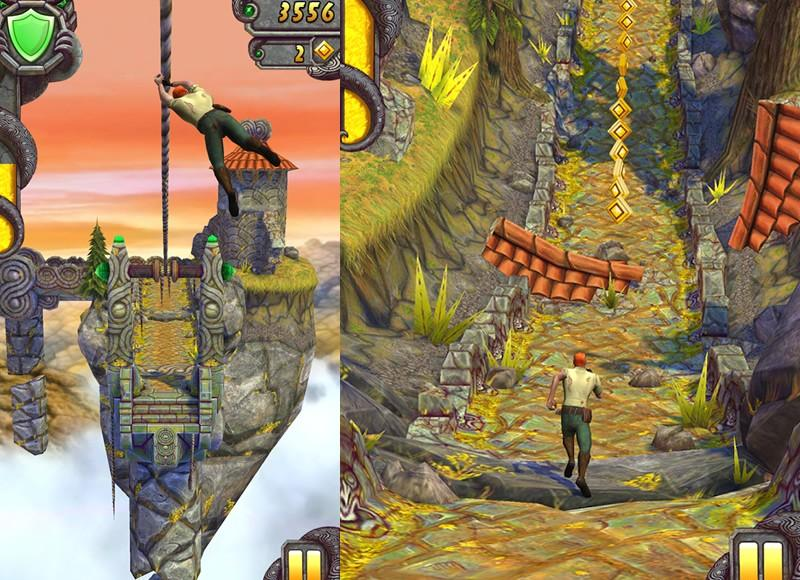 How To Play Temple Run 2 on Laptop Computer or Windows Tablet
