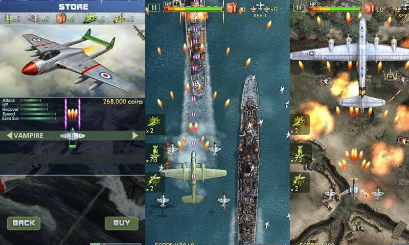How To Play iFighter 2: The Pacific 1942 on Laptop Computer or Windows Tablet