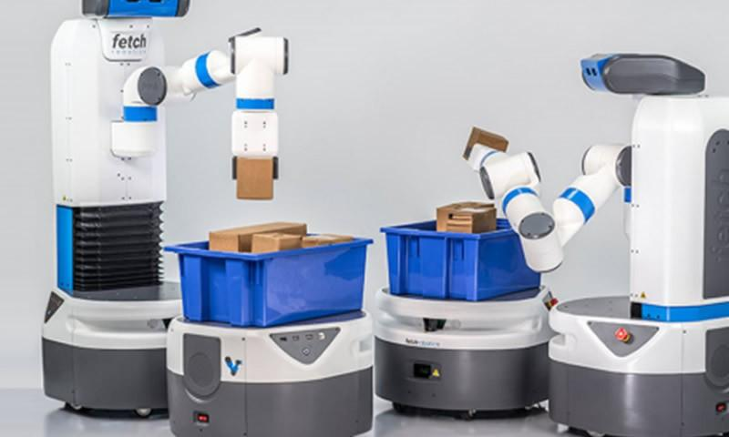 Meet the robots that will soon pick and pack your stuff ordered online.