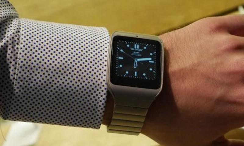 Sony SmartWatch 3 - can it be third time lucky for Sony's Android Wear device?