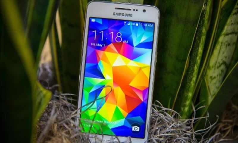 The Samsung Galaxy Grand Prime is a Budget Phone that has a Premium Look