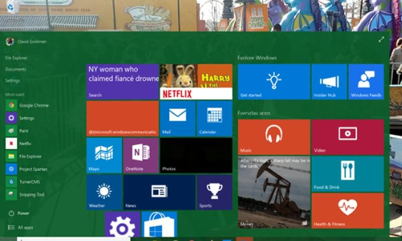 Things to look up to with Windows 10.
