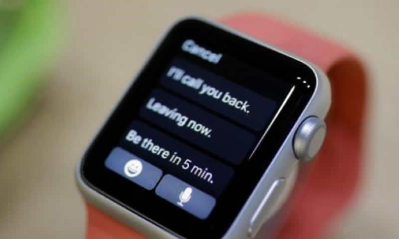 What study tells about Smartwatch market?