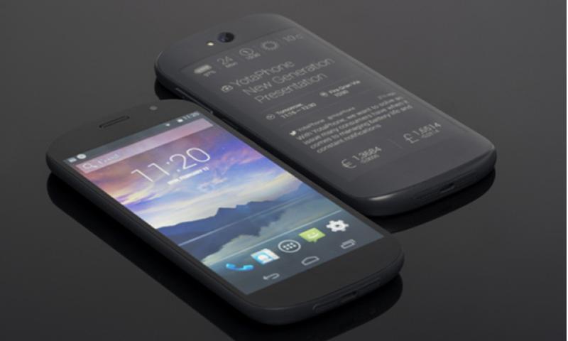 YotaPhone 2: A Dual-Screen Smartphone
