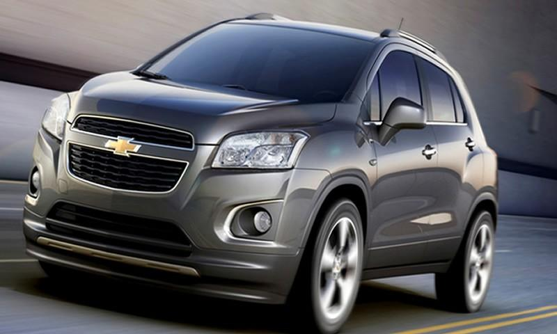 All-New Chevrolet Trax, Connectivity and Versatility
