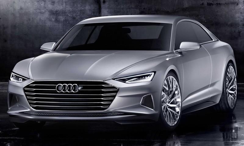 Audi Prologue Concept Car Reviews