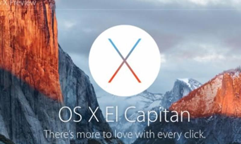 El Capitan : The Latest Version of Apple's OS X