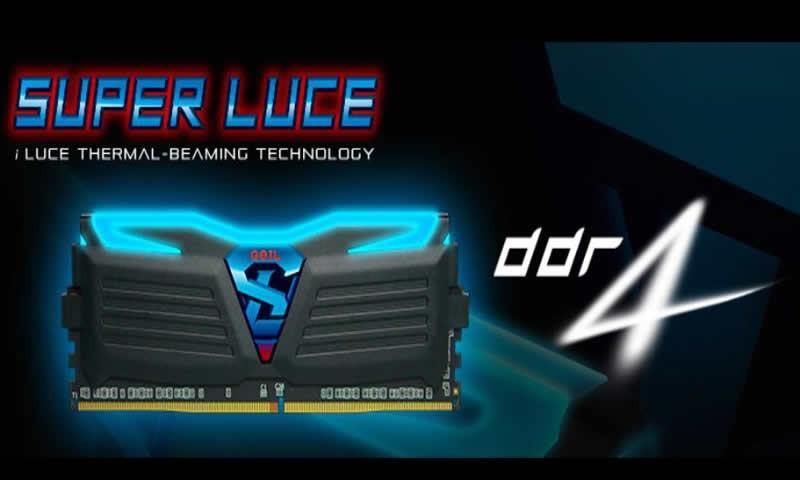 GeIL DDR4 Super Luce Reviews